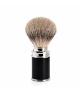 Mühle Shaving brush Traditional Black Silvertip badger